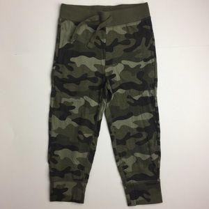 Gap Camouflage Print Toddler Joggers (NWT)